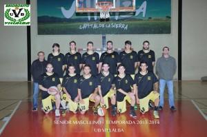Equipo 1A Nacional Masculino