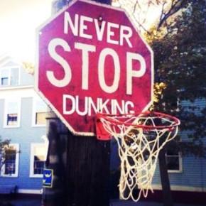 Nunca Parar el Baloncesto